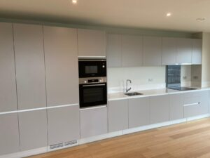 2 Bedroom Penthouse to rent in Hale Wharf N17.